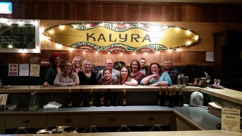 2017 Kalyra Staff